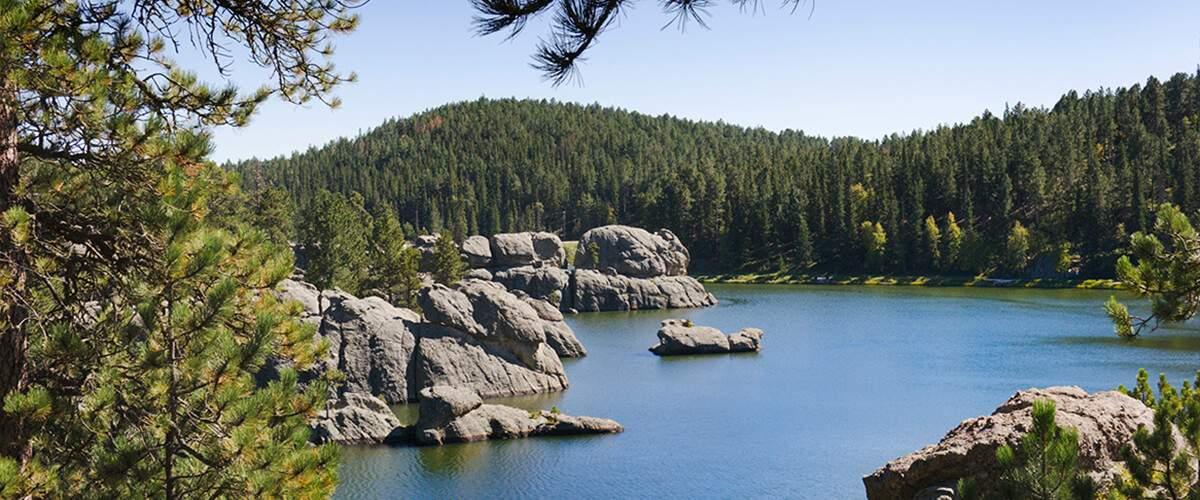 Lake sylvan park