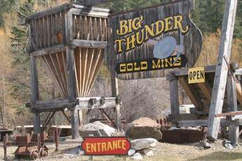Big Thunder Gold Mine