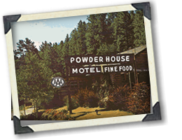 History of Powder House Lodge