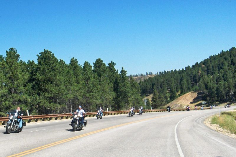 Sturgis Motorcycle Rally Lodging
