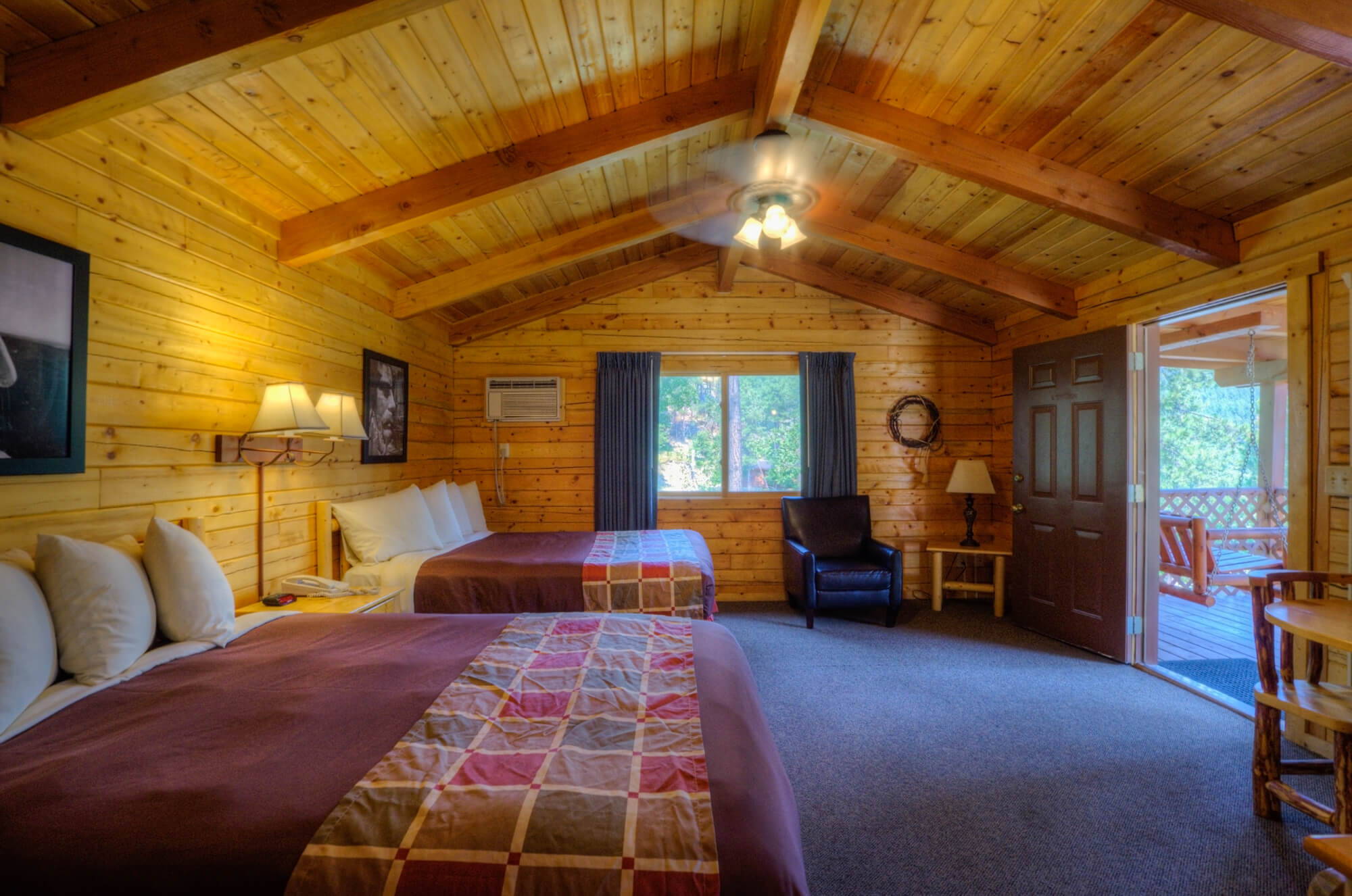 american intro hocking lodging ohio heartland rentals hills quality cabins association cabin