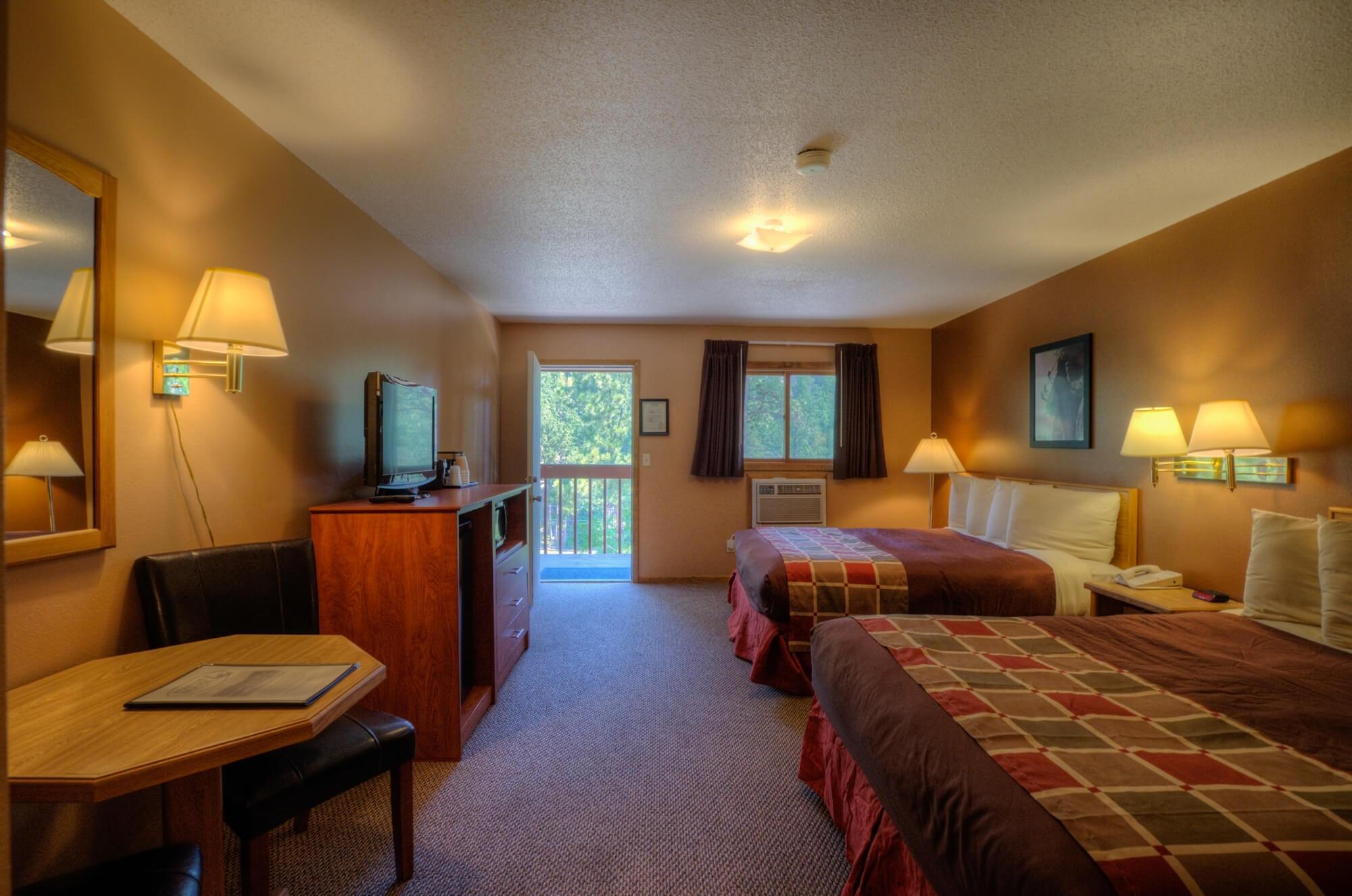 Motel Near Mount Rushmore Black Hills Lodging Powder
